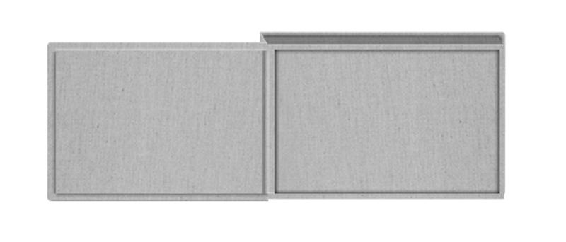 Fotoksiążka z pudełkiem oprawionym tkaniną